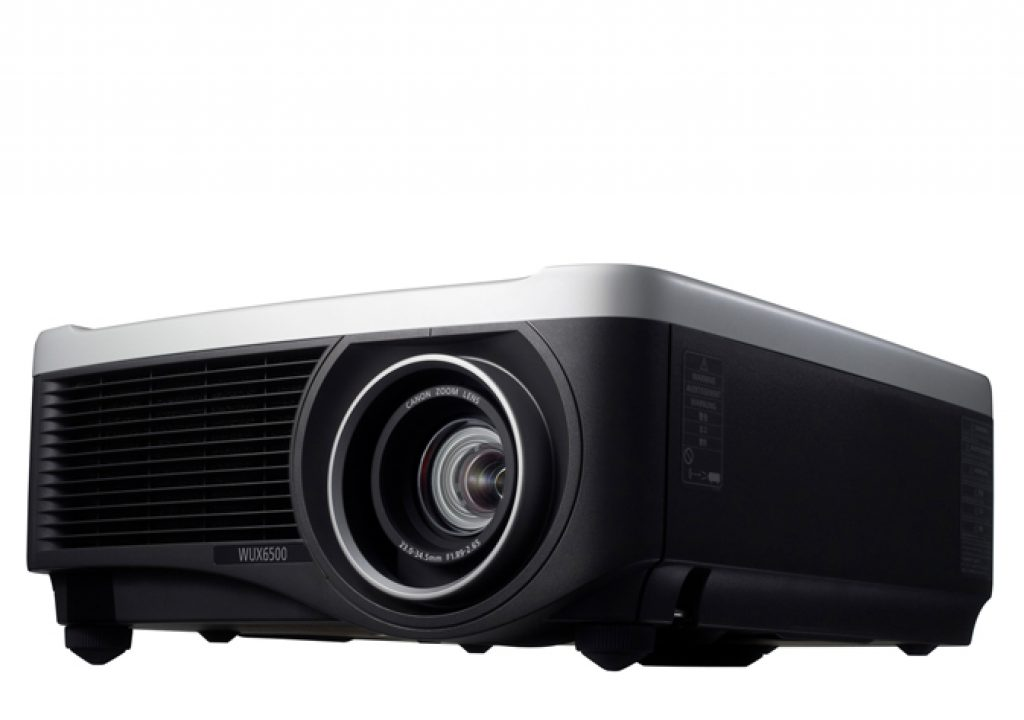 Canon: new LCOS and DLP projectors