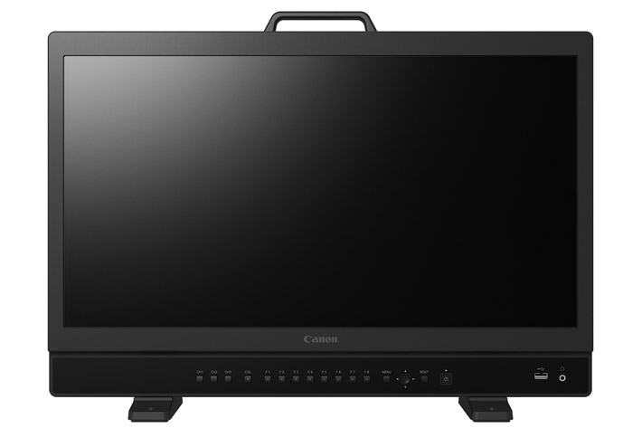 Canon DP-V2411: new 4K reference display
