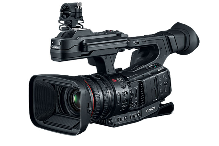 Premiere Pro and Final Cut Pro X support for the Canon XF705 and EOS C500 Mark II