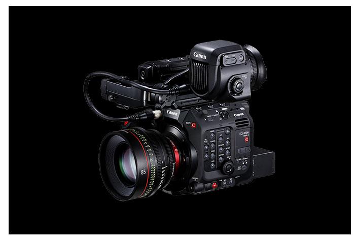 Premiere Pro and Final Cut Pro X support for Canon XF705 and EOS C500 Mark II 2