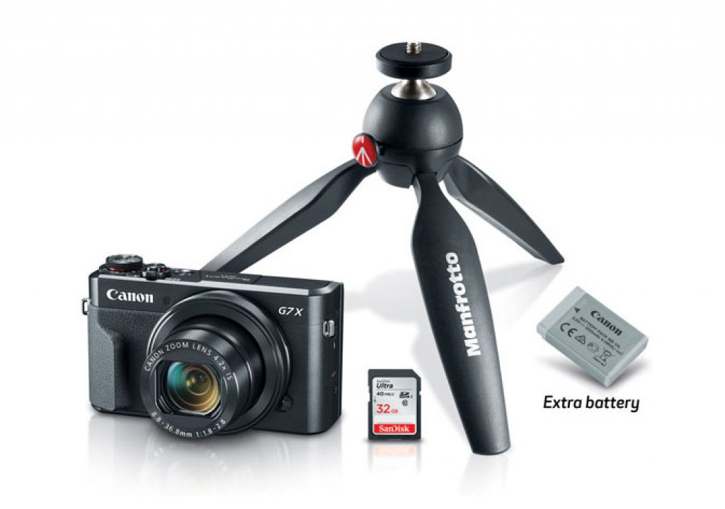 Canon: a new video creator kit for CES 2007