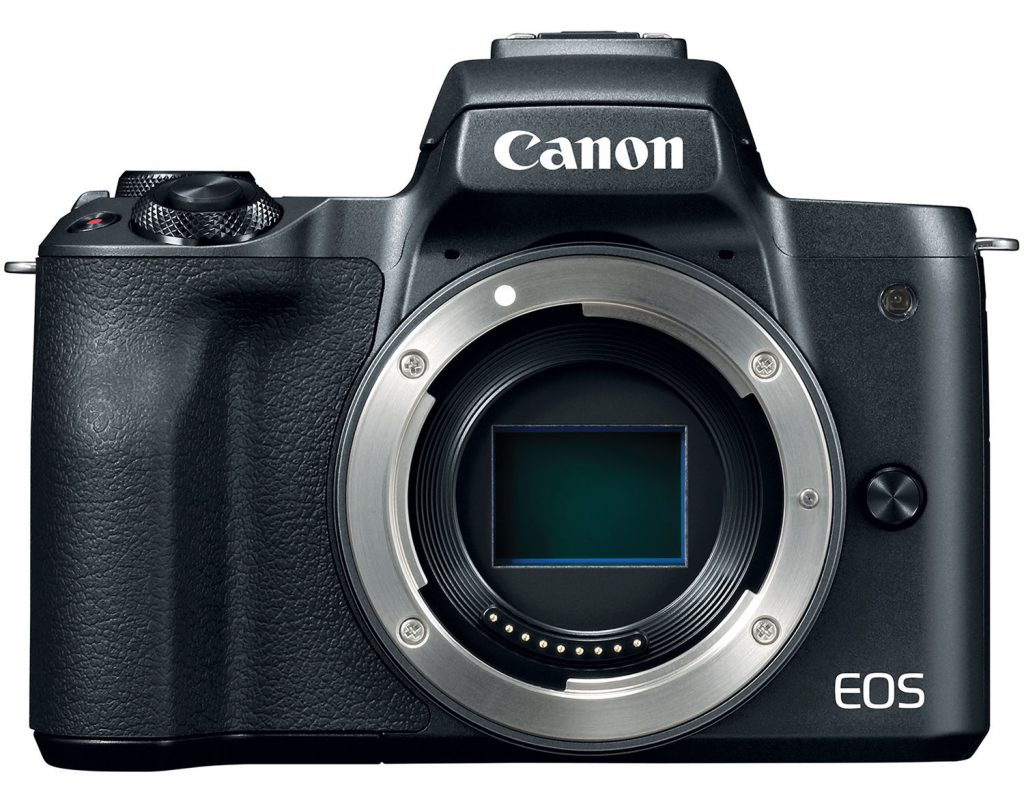 Is the Canon EOS M50 worldcam in the US? Yes or no? 13