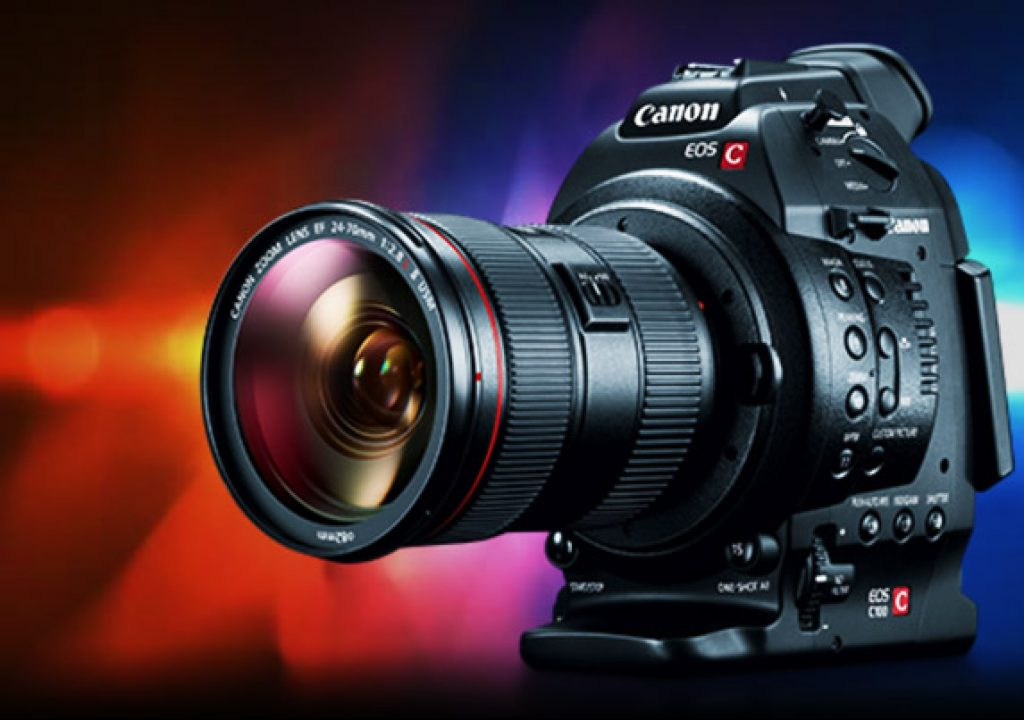 Canon Drops Price on C100 and C300 4