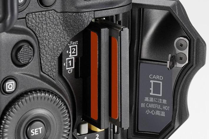SanDisk CFast corrupts EOS-1D X Mk II photos