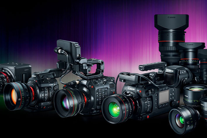 Canon EOS C300 Mark III is modular and has a new Dual Gain Output sensor