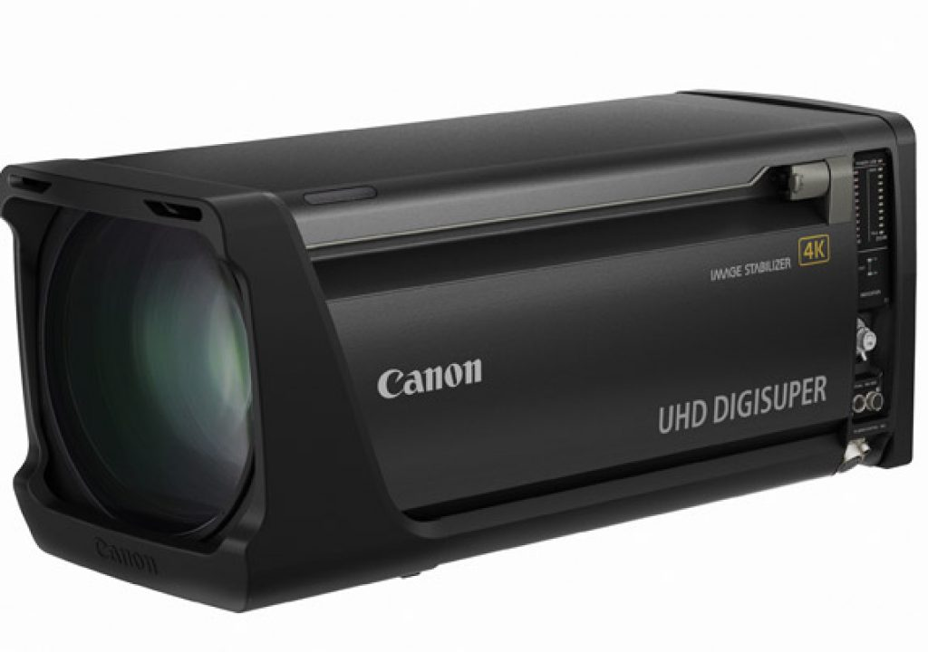 Canon Shows 4K Broadcast Zoom Lens at NAB 2015 1