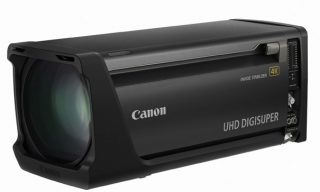 Canon Shows 4K Broadcast Zoom Lens at NAB 2015