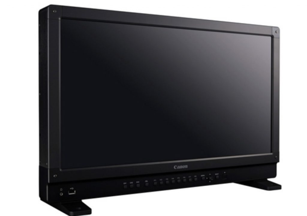 New 24-inch 4K Reference Display from Canon 1