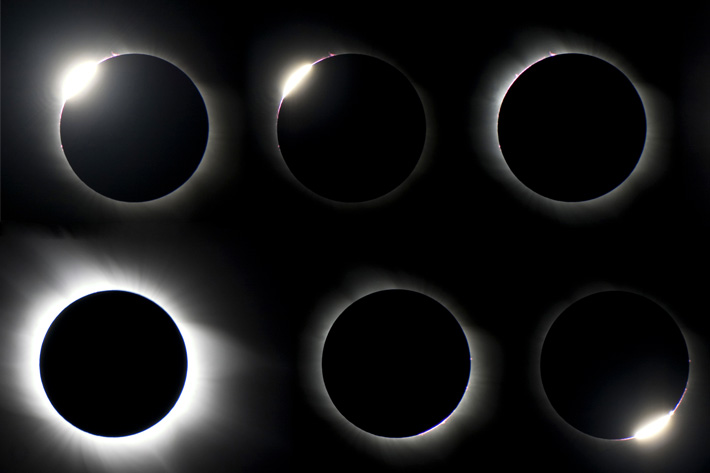 Canon kits for the total solar eclipse