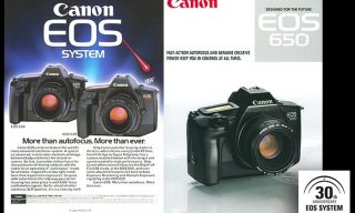 Canon: 30 years of EOS system