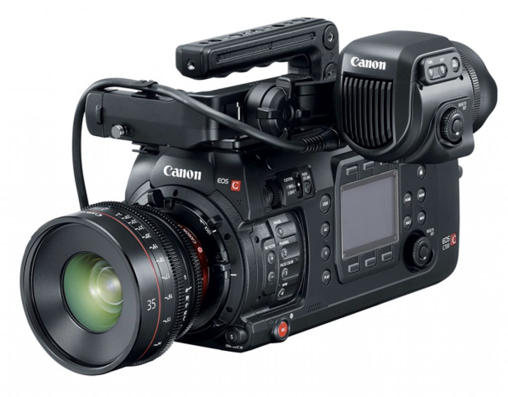 Canon EOS C700 GS PL Cinema available July 1