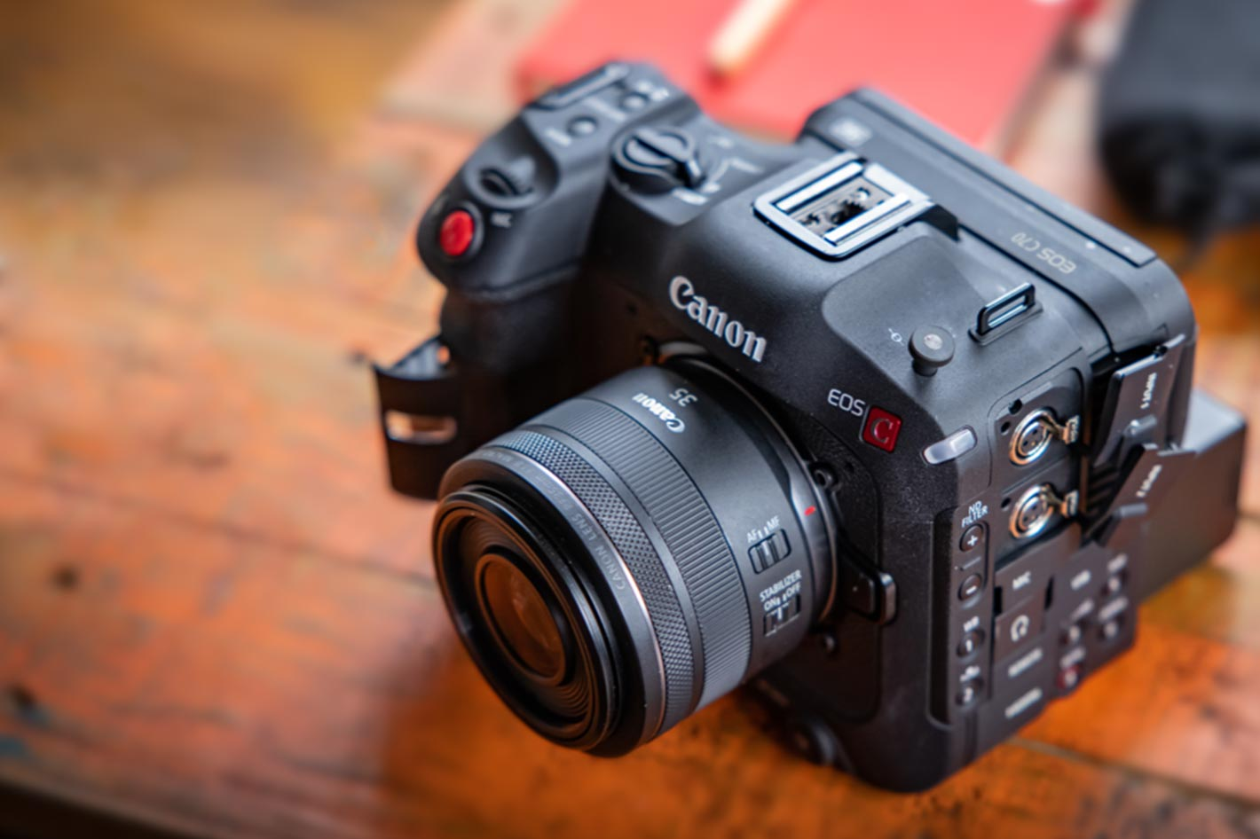 Canon EOS C70 brings a number of 'firsts' for the Cinema EOS System 7