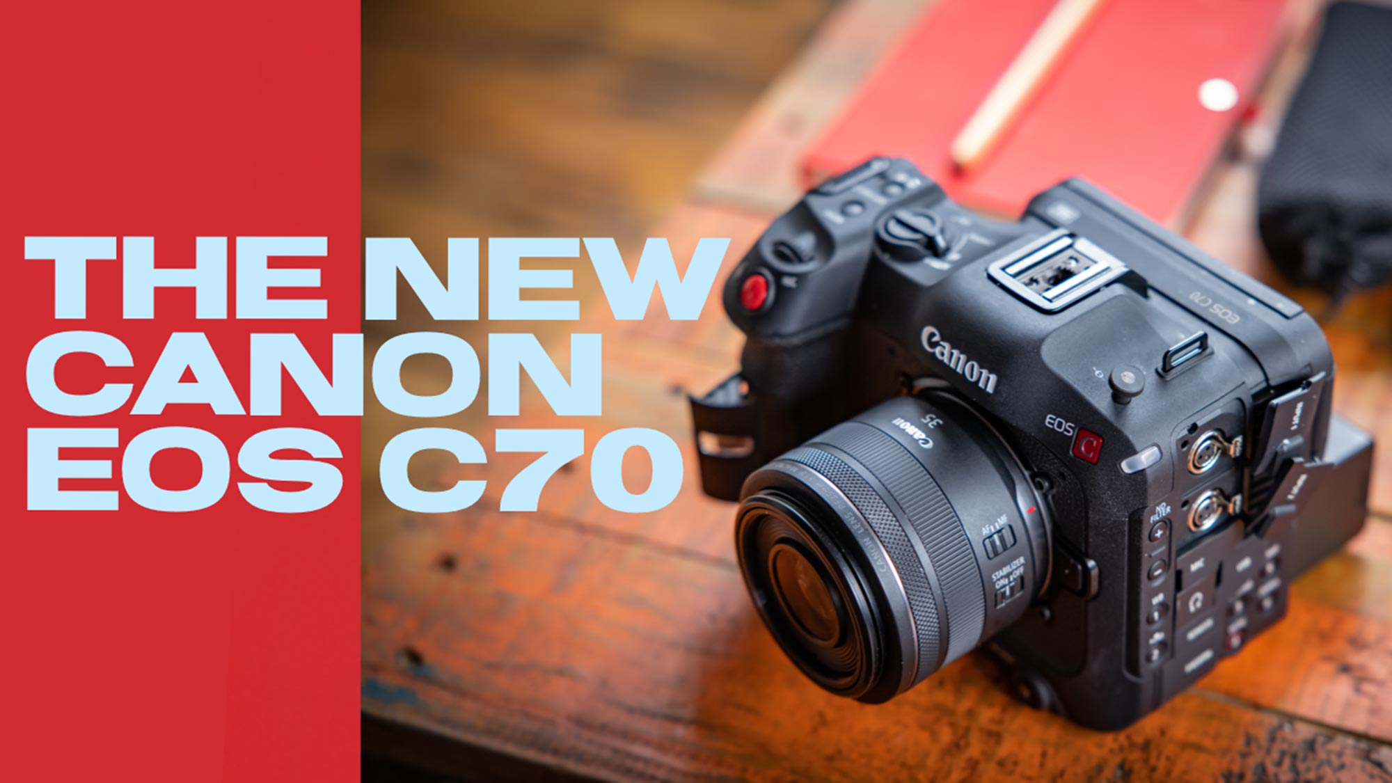 Canon CJ20ex5B: a flexible hybrid concept BCTV zoom lens 3