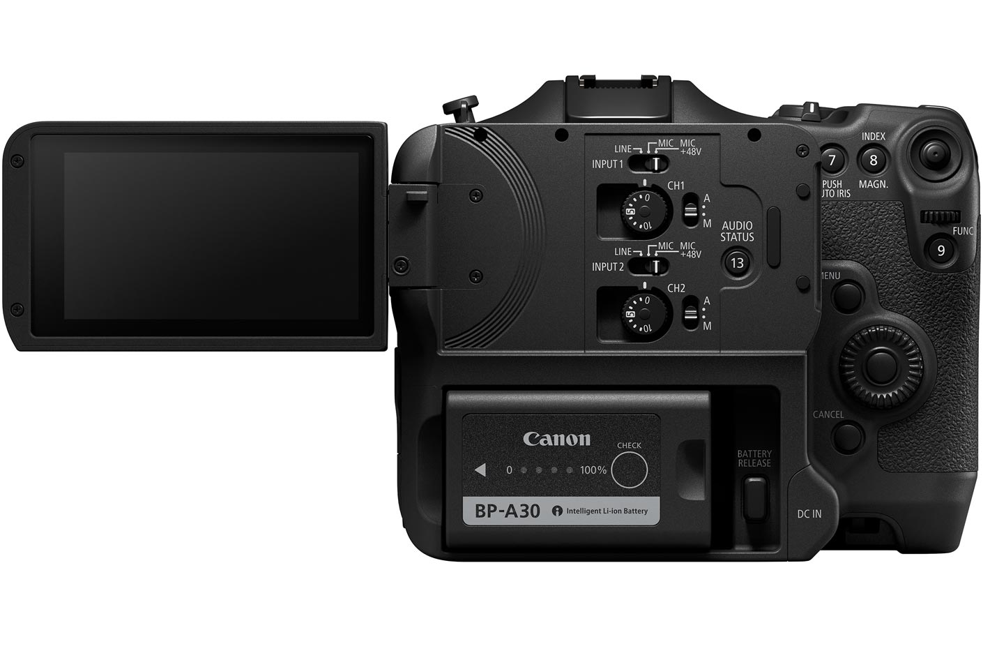 Canon EOS C70 brings a number of 'firsts' for the Cinema EOS System