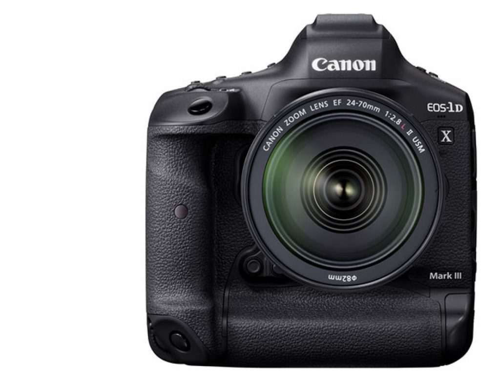 EOS -1D X Mark III: better video and an impressive step change in autofocus 1