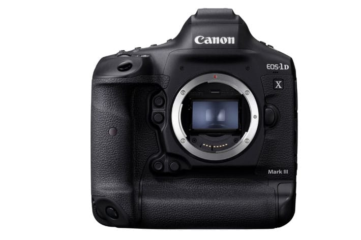 EOS -1D X Mark III: better video and an impressive step change in autofocus