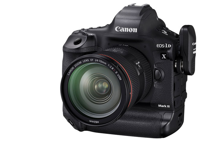 EOS -1D X Mark III: better video and an impressive step change in autofocus 3