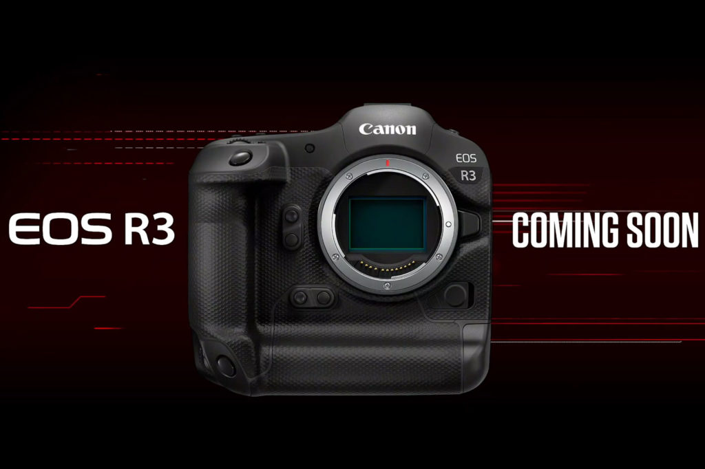 Canon EOS R3 will shoot RAW at 30fps, RAW footage internally