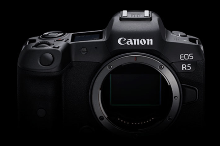 Canon EOS R5 mirrorless: 8K video and unparalleled image stabilization 10