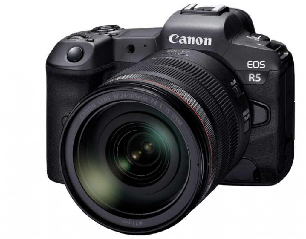 Canon EOS R5 mirrorless: 8K video and unparalleled image stabilization 1