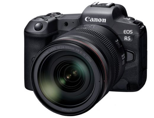 Canon EOS R5 mirrorless: 8K video and unparalleled image stabilization 5