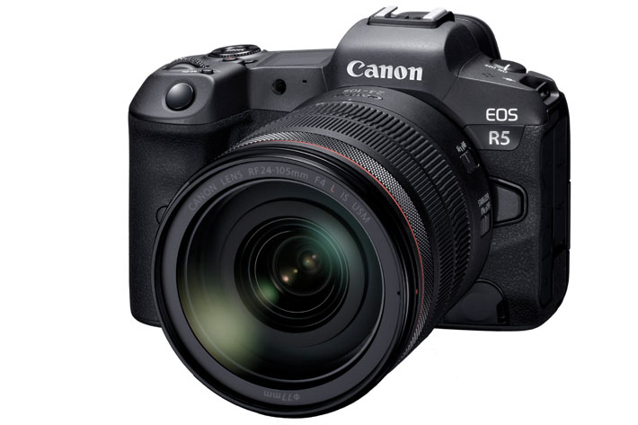 Canon EOS R5 mirrorless: 8K video and unparalleled image stabilization 11