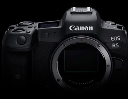 Canon EOS R5: 8K 30fps and other impossible features