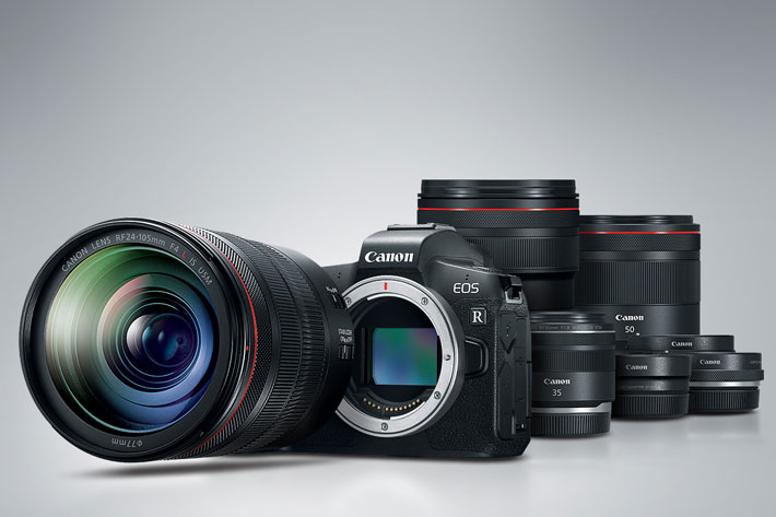 Canon EOS R, a closer look at the new full frame mirrorless