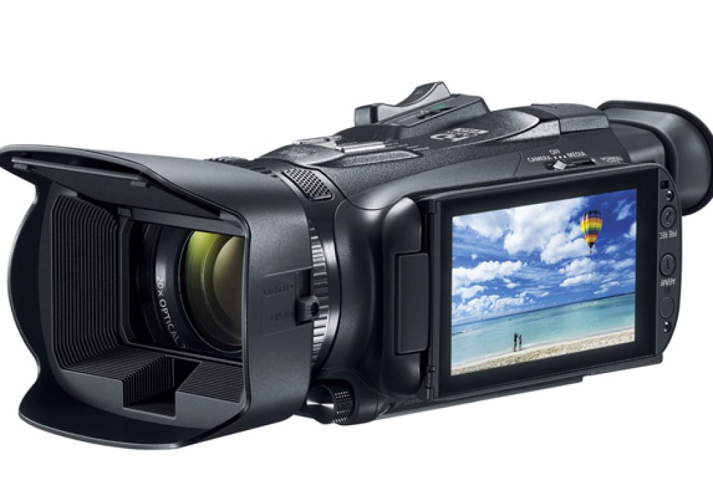 Canon Vixia HF G40: more professional features for amateurs 1
