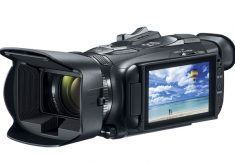 Canon Vixia HF G40: more professional features for amateurs
