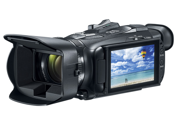 Canon Vixia HF G40: more professional features for amateurs 9
