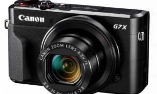 Canon PowerShot G7 X Mark II introduces Dual Sensing IS