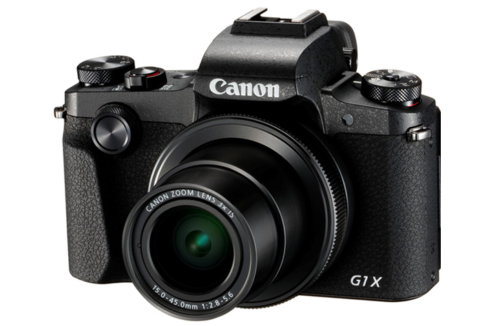 Canon PowerShot G1X Mark III: a compact EOS 80D