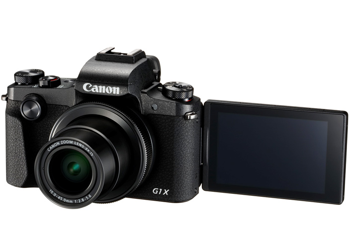 Canon PowerShot G1X Mark III: a compact EOS 80D by Jose