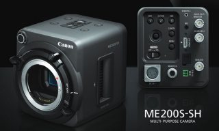 Canon ME200S-SH: new, modular and compact