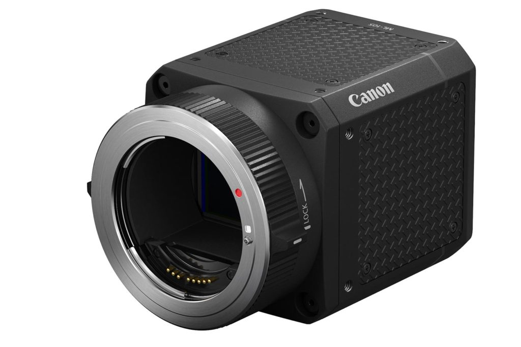 Canon ML-105 EF: a new camera for wildlife documentaries