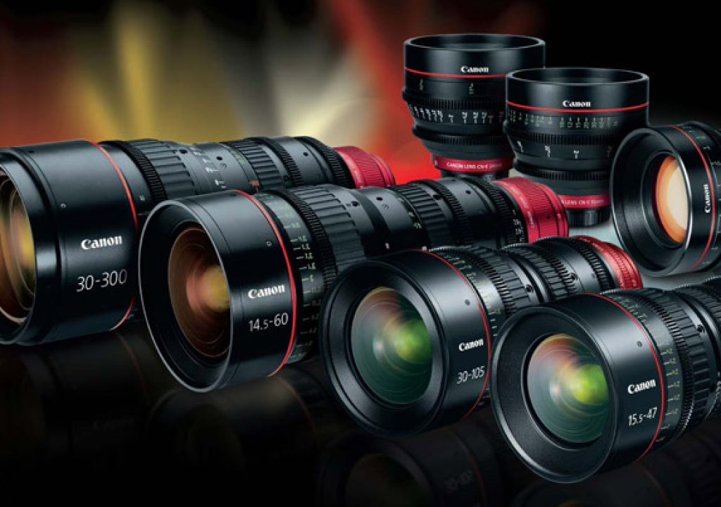 Canon at NAB 2015: the 4K Invasion 1
