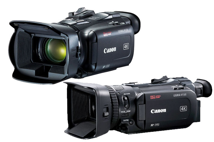 Canon at NAB 2019: five 4K UHD camcorders, two broadcast lenses and more