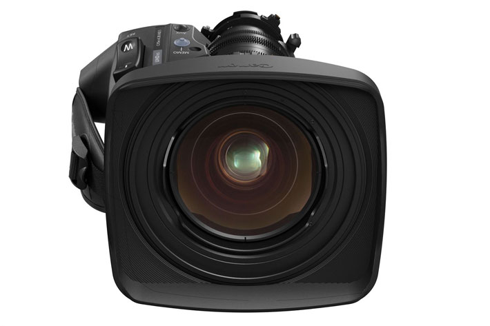 Canon CJ15ex4.3B: first 4K broadcast portable lens to use ASC 6