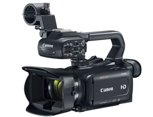 XA15, XA11 and VIXIA HF G21: three new HD camcorders from Canon