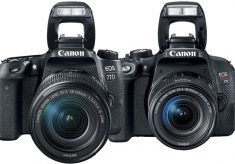Canon EOS 77D/ EOS Rebel T7i: two new entry-level DSLRs