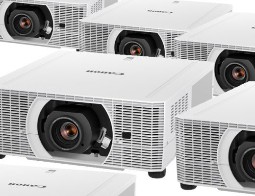 Canon: six new REALiS LCOS projectors and lenses