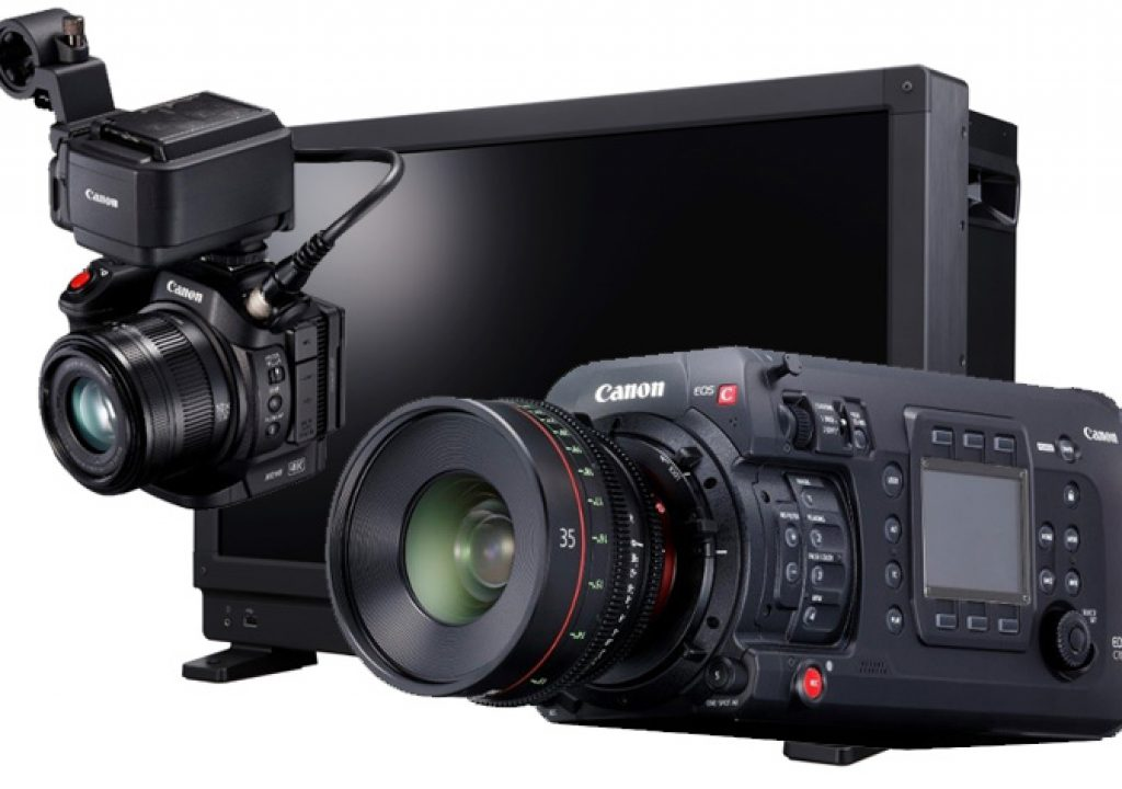 Canon's 4K news: XC15, C700 and 2 monitors