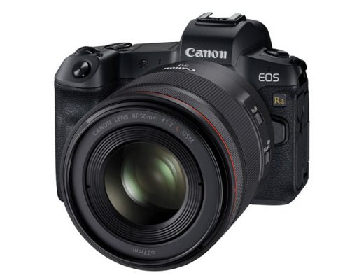 Canon EOS Ra: the first astro mirrorless camera with a 4K movie function 14