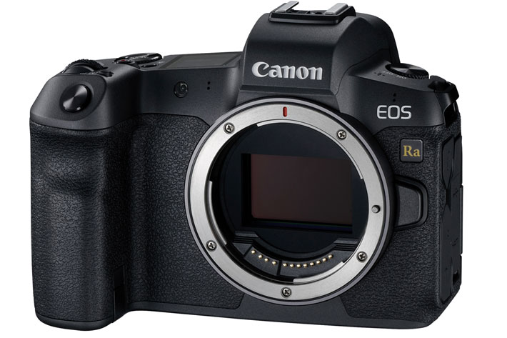 Canon EOS Ra: the first astro mirrorless camera with a 4K movie function 3