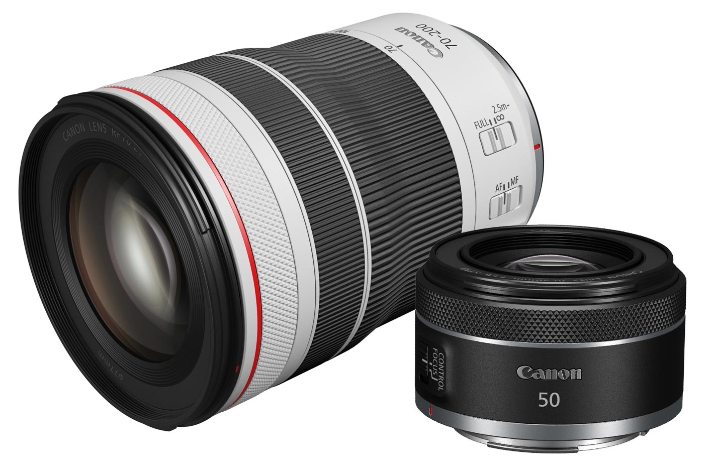 Canon RF 70-200mm F4L IS USM: world's shortest and lightest f/4 lens