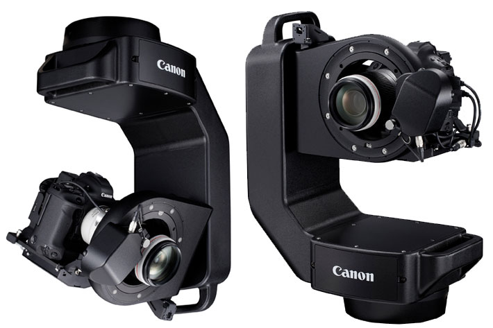 Canon CR-S700R: a robotic arm for EOS cameras