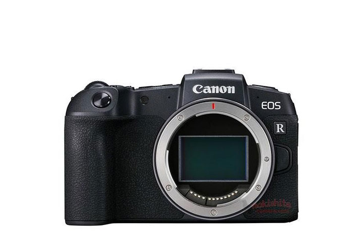 Canon EOS RP: is this a mirrorless EOS 300D?
