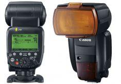Faster strobe: Canon Speedlite 600EX II-RT
