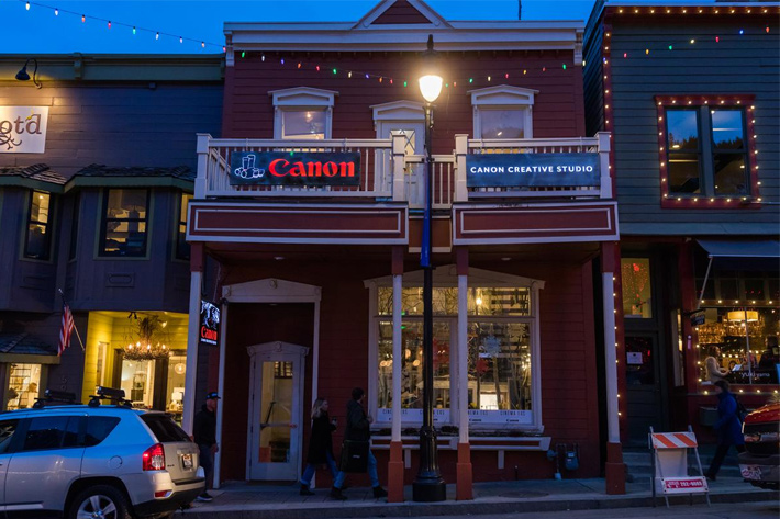 Sundance Film Festival: 26 percent of all films were shot with Canon